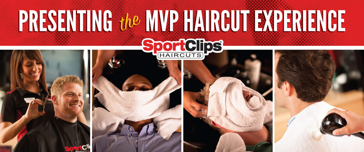 The Sport Clips Haircuts of Modesto - North Point Landing MVP Haircut Experience